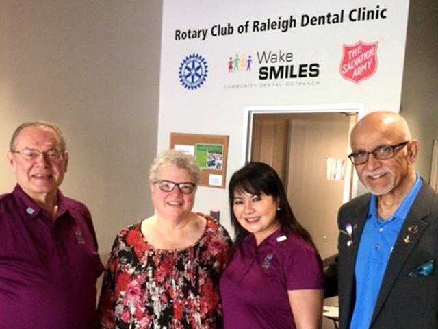 Rotary Visit April 30, 2018